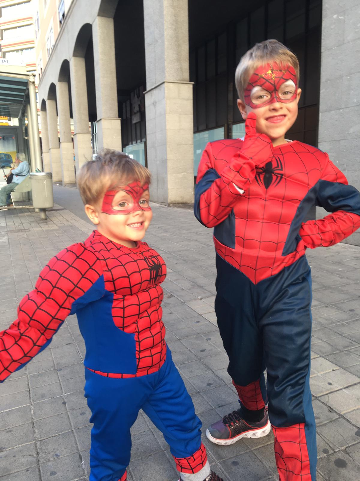 Carnival 2019 - Spiderman!