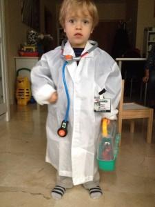 Doctor Alex!