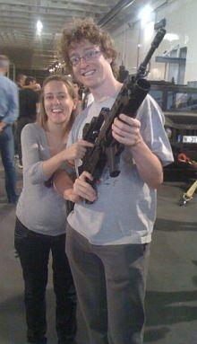 L61 Familie gun!