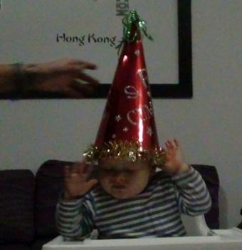 Alan - 1 year!