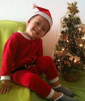 Alex - Christmas 2013!