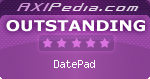DatePad @ AXIPedia