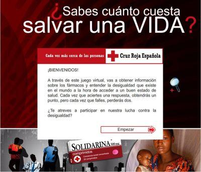 Cruz Roja!
