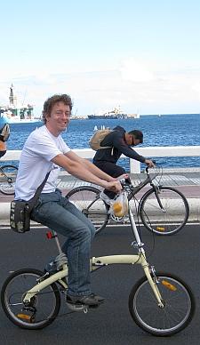 De dag van de fiets!