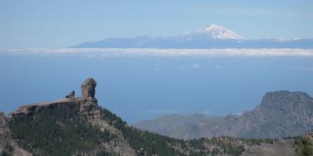 Gran Canaria, roque Nublo!