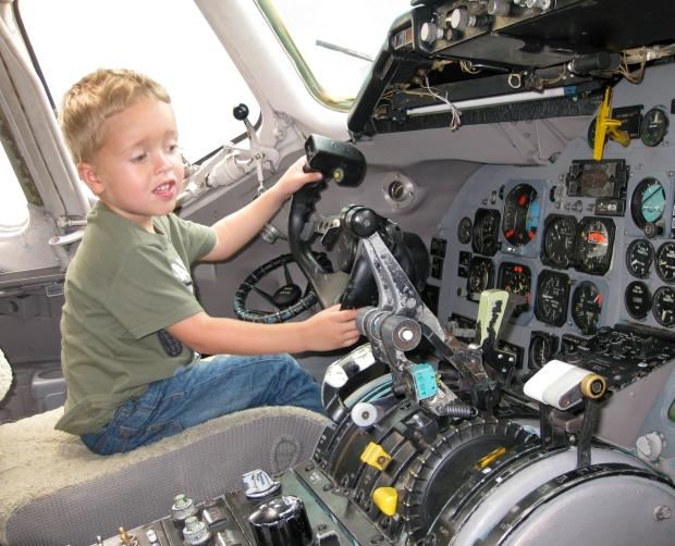 Piloot Alex!