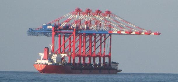 Weird ship!