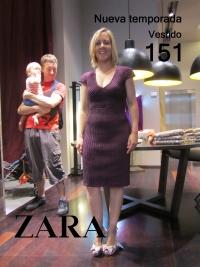Ana in Zara reclame!