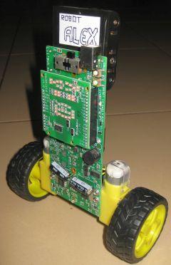 Robot Alex!