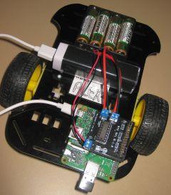 Robot Alex 2!