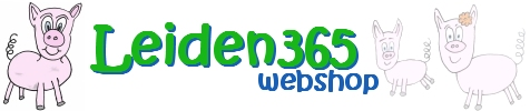 Enter the Leiden365 Webshop